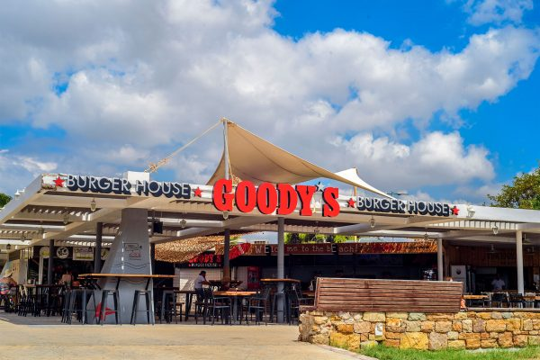 Goody's Burger House - Varkiza Resort - Beach Mall - The Beach Concept - Καταστήματα