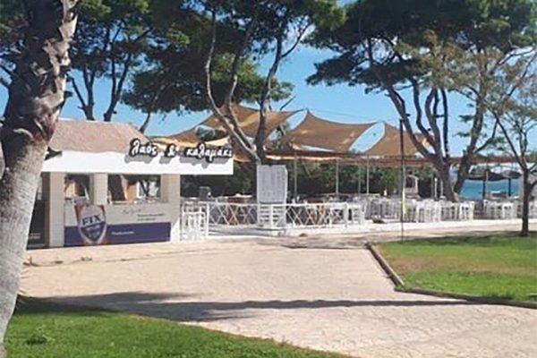 Λαός & Καλαμάκι - Varkiza Resort - Beach Mall - The Beach Concept - Καταστήματα