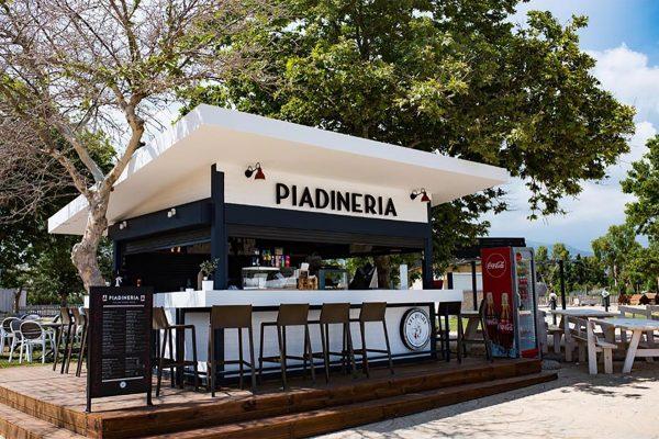 Piadineria - Varkiza Resort - Beach Mall - The Beach Concept - Καταστήματα
