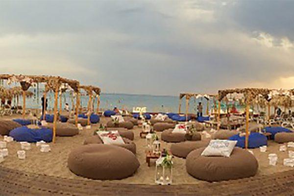 Moana Beach House - Varkiza Resort - Events - Χώροι Εκδηλώσεων