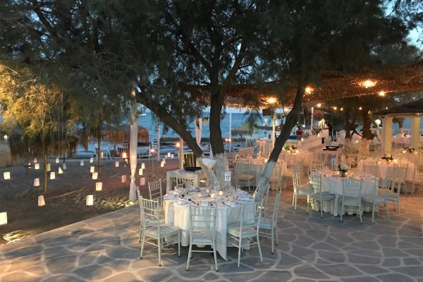Sea Yard - Varkiza Resort - Events - Χώροι Εκδηλώσεων